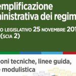 Decreto SCIA 2, Interessante Nuovo Quaderno Anci Sulla Semplificazione Edilizia E La Modulistica