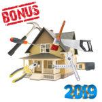 Bonus casa 2019: le agevolazioni fiscali confermate e prorogate dalla legge di Bilancio 2019