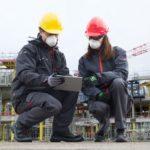 Riapertura dei cantieri edili, rispettando il nuovo protocollo di sicurezza